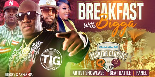 Breakfast With Bigga - Orlando