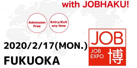 Find a JOB in Japan! JOBhaku-Job Fair only for international students! tickets