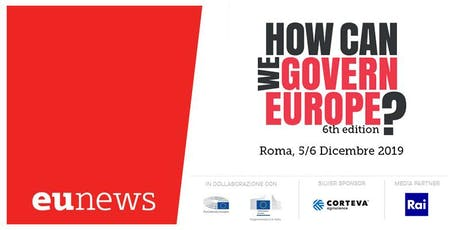 How Can We Govern Europe? - Sesta edizione biglietti