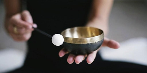 Sound Meditation with Singing Bowls and Gong