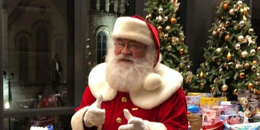 """The Night Before Christmas Eve"" with Santa @ The Kentucky Castle"