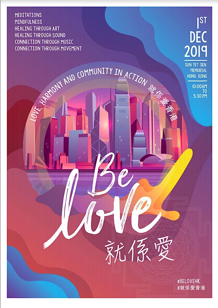BE LOVE Festival image
