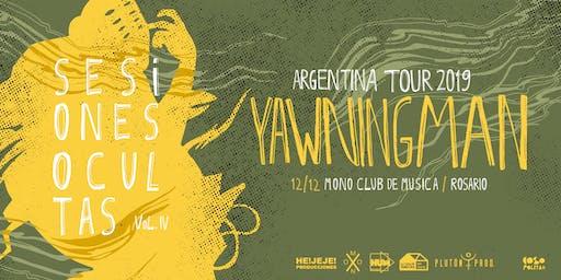 Yawning Man en Rosario Sesiones Ocultas IV
