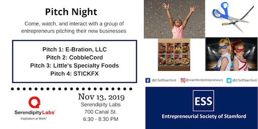 Pitch Night Fall 2019 presented by ESS