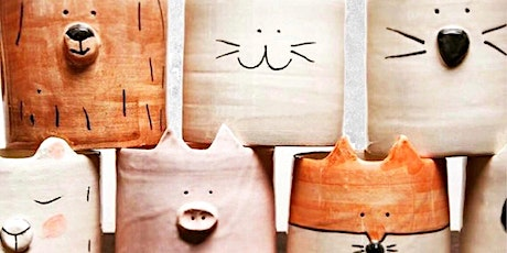Pinching and Coiling Pottery Workshop tickets