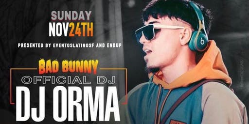 OFFICIAL BAD BUNNY #X100PRE AFTERPARTY