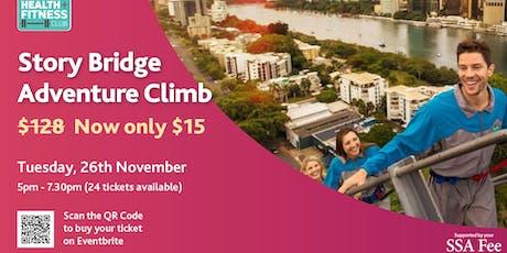 Story Bridge Climb tickets