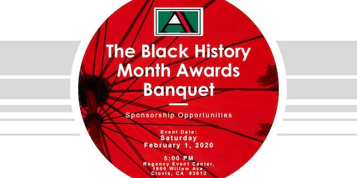 2020 Black History Month Celebration Banquet