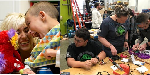 Holiday Toy Hack - adapting toys for children with disabilities