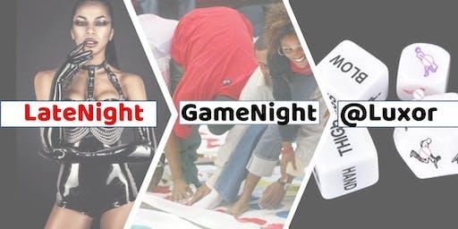 LateNight GameNight Presents: FreeKey Friday