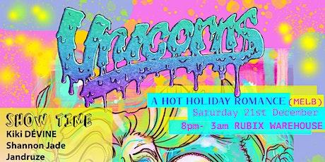 Unicorns - A Hot Holiday Romance (MELB) tickets