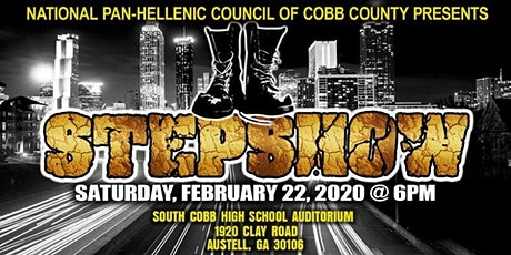 2020 Cobb Pan Hellenic Council Step Show tickets