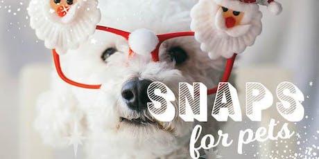 Santa Pet Photography tickets