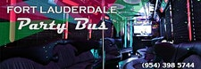 Party Bus Fort Lauderdale logo