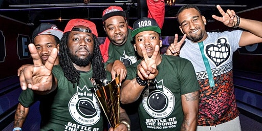 5th Annual Ballin' 4 Peace Battle Of The Boroughs Bowling Edition