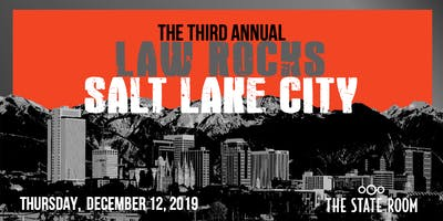 Third Annual Law Rocks Salt Lake City