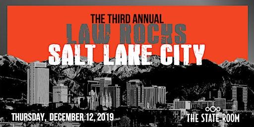 Third Annual Law Rocks Salt Lake City