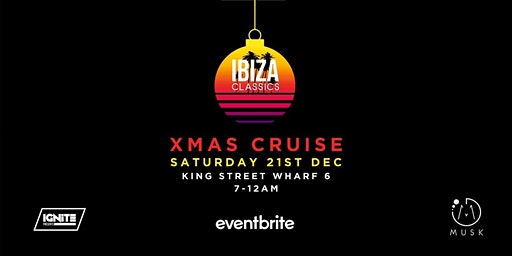 IBIZA Classics Xmas Cruise - Taking you back... to the IBIZA sound!