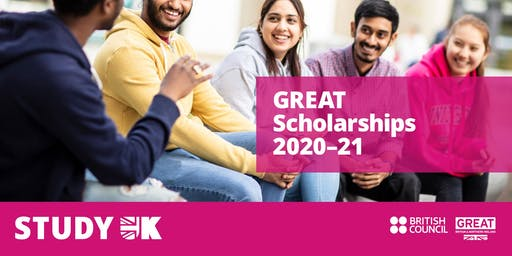 Launching GREAT Scholarship 2020 - Indonesia Programme