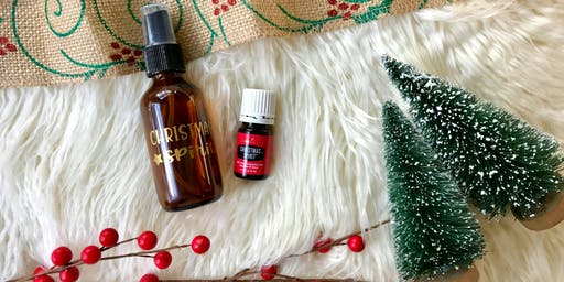 Homemade Christmas Gifts with Beautiful Young Living Essential Oils