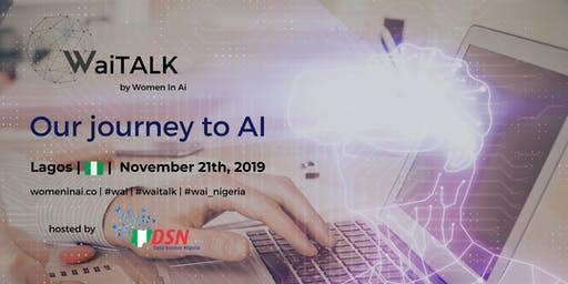 WaiTALK: our journey to AI