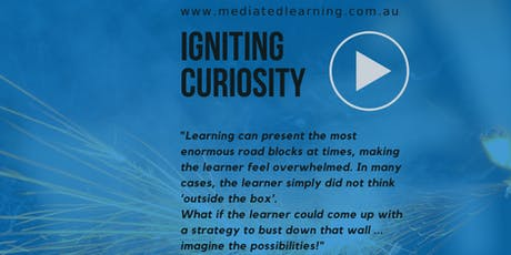 Igniting Curiosity | Introductory 3 x Workshop Package tickets