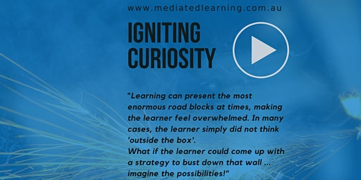 Igniting Curiosity   Introductory 3 x 70min Workshop Package