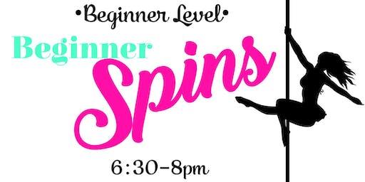 Tuesday 12/17- 6:30-8pm-- Beginner