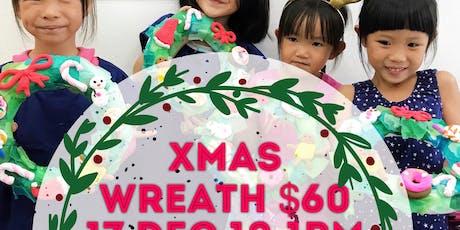 Xmas Wreath Workshop tickets