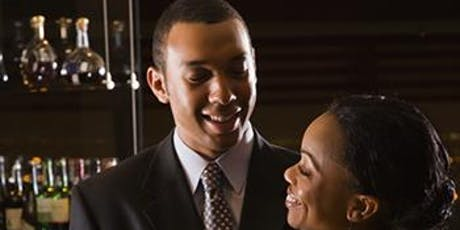 Speed Dating for African American Singles -  **ONLY MEN SIGNUP** tickets