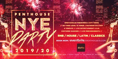Penthouse NYE Party 2019/20