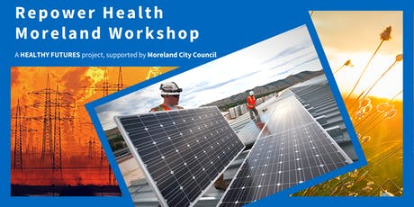Repower Health Moreland Workshop tickets