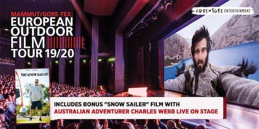 European Outdoor Film Tour 19/20 - Melbourne