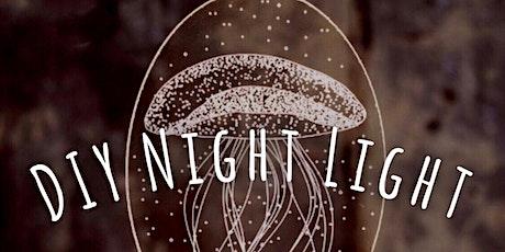 DIY Night Light craft workshop tickets