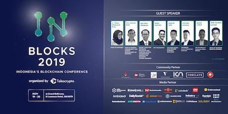 Inblocks Conference 2019 tickets
