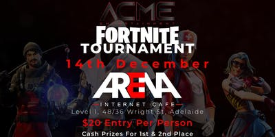 ACME Entertainment Fortnite Tournament