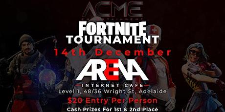 ACME Entertainment Fortnite Tournament tickets