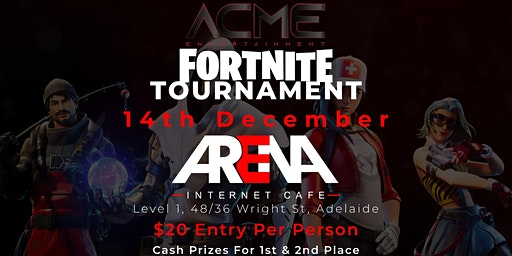 ACME Entertainment Fortnite Tournament