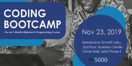 Lagos Coding BootCamp