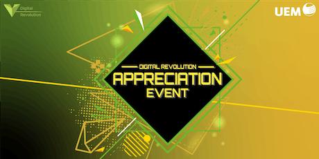 DR Appreciation Event tickets