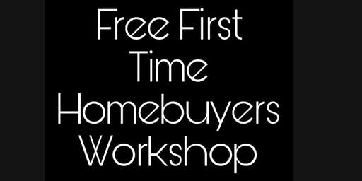 Free First Time Homebuyers Seminar