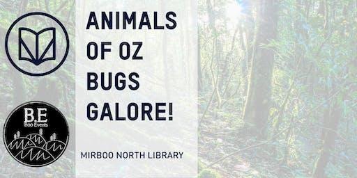 Animals of Oz - Bugs!