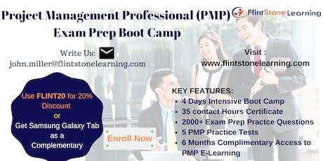 Intensive PMP Preparation Course in Dhahran, Saudi Arabia tickets
