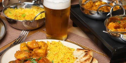 Curry Night - A Curry Feast and Beer to match
