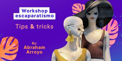 Workshop Escaparatismo -Tips&Tricks-