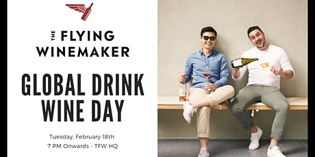 Global Drink Wine Day tickets