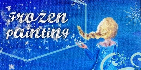 Frozen Painting workshop tickets
