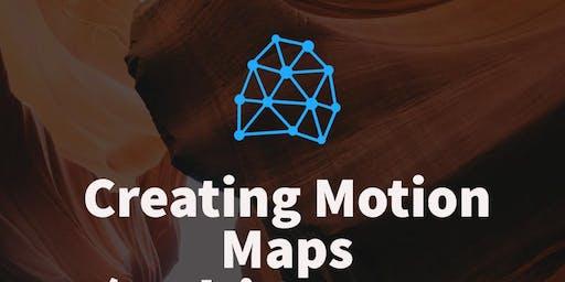 Creating Motion Maps (Multi Sensroy Integration)