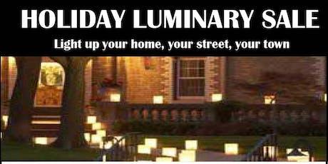 Rotary Luminary Sales tickets