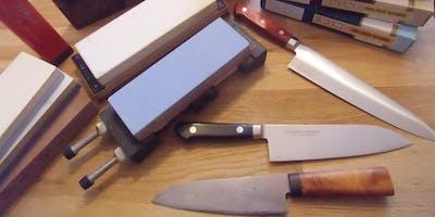 Messer-Schärfkurs